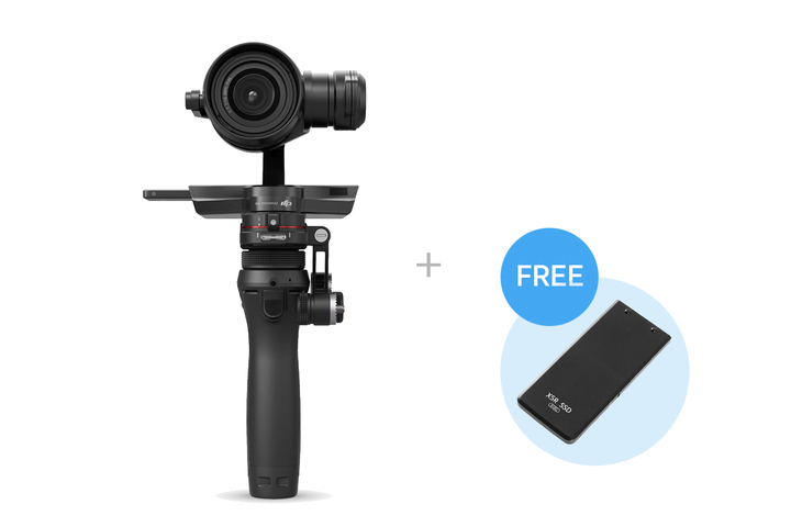 Buy Osmo RAW Combo For $3,699 + Free Shipping & Extra SSD