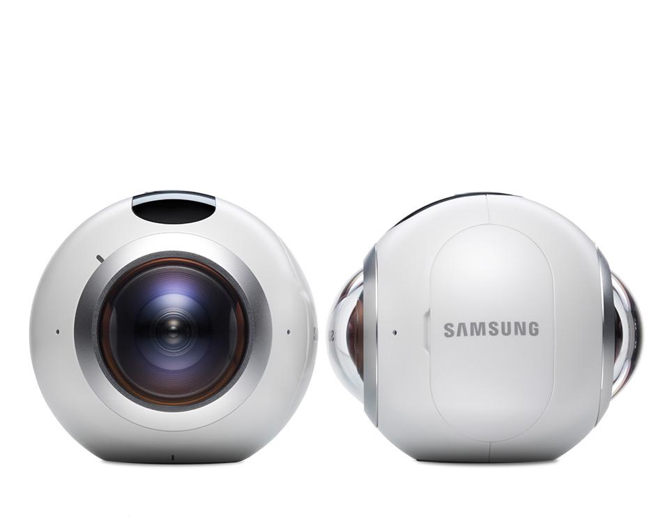 $100 off Samsung 360 Camera White