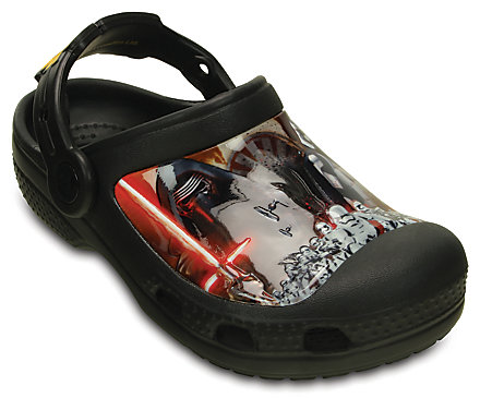 54% off Kids' Creative Crocs Star Wars Clog