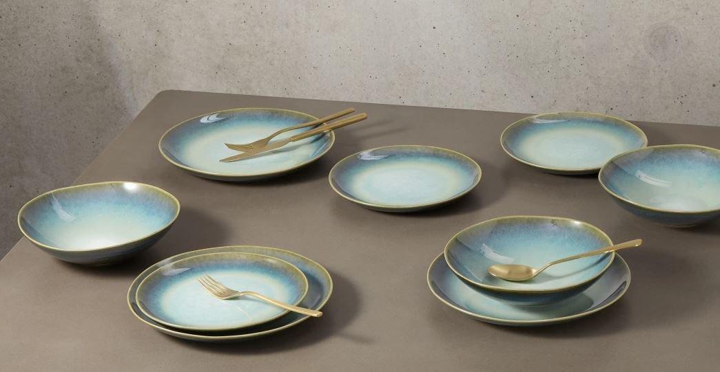 Assiètes en céramique Made.com