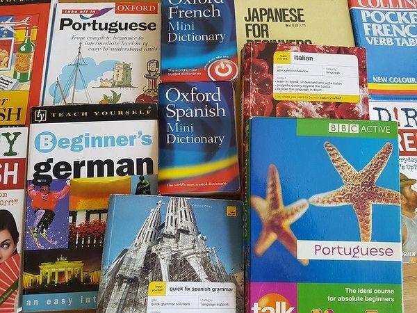 Dictionaires de langues étrangères