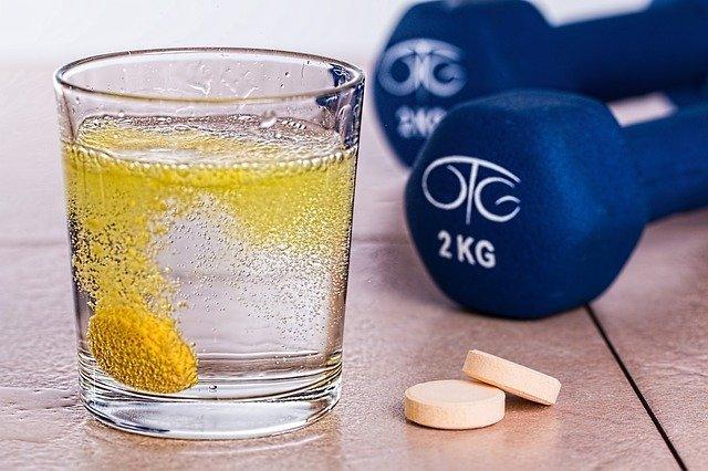 Es gibt besonders günstige Preise für Fitness-Food und Supplements am Schwarzen Freitag