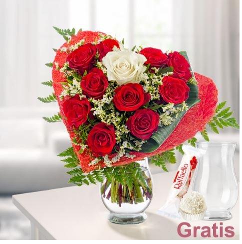 Rosen von FloraPrima zum Muttertag verschenken