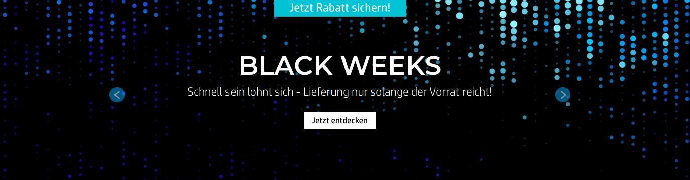 HP Black Weeks Banner