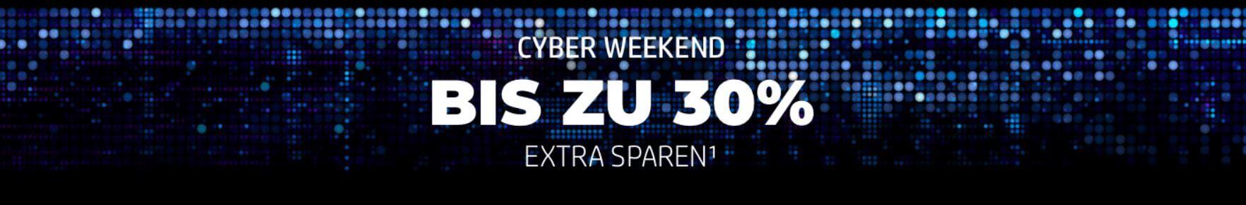 HP Cyber Weekend Banner