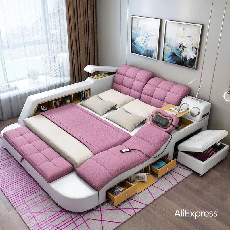 Canapé lit hich-tech à trouver pendant le Black Friday AliExpress