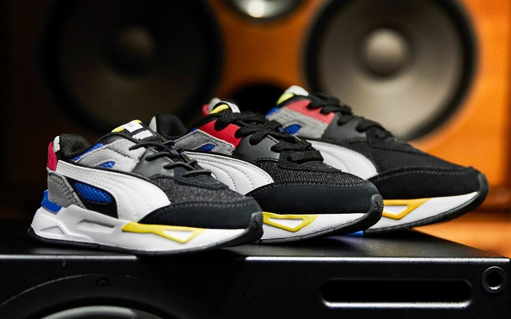 Sneakers Mirage Sport Remix pendant le Black Friday Puma