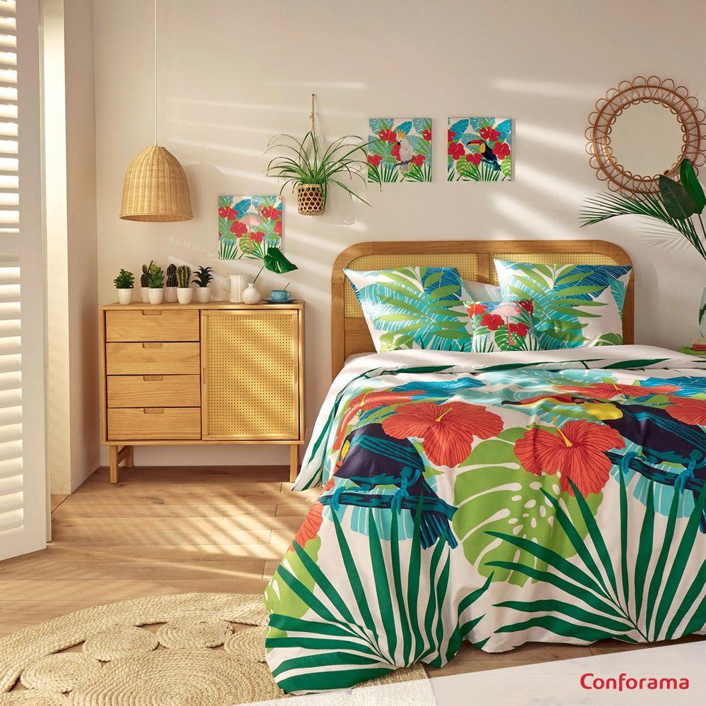 Chambre à coucher Conforama