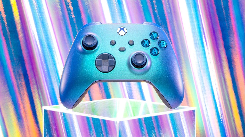 Manette sans fil Xbox Aqua Shift