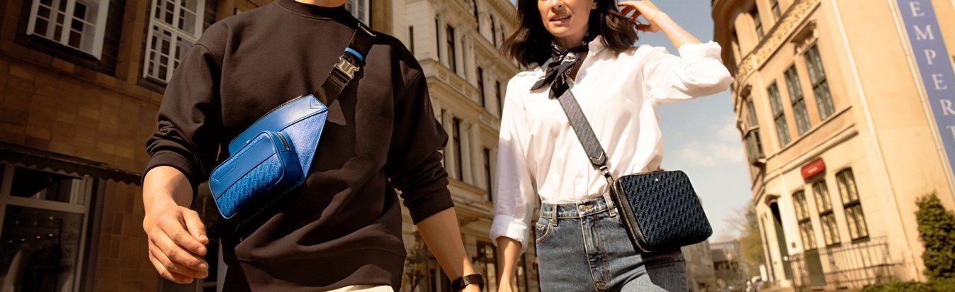 Montblanc Models und Taschen