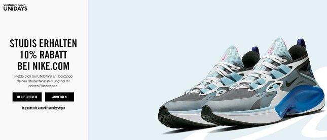 reputación confiable zapatos casuales elige el más nuevo Nike Gutscheine ᐅ 30% Rabatt | April 2020