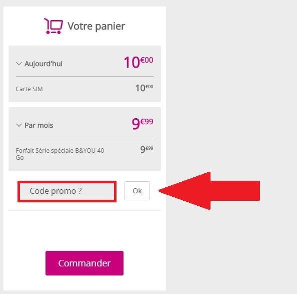 code promo bouygues carte sim Code promo Bouygues Teleᐅ 20€ de remise