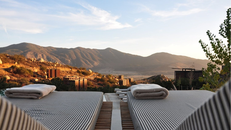 Ausblick von einem Hotel auf den Grand Canyon als Symbolbild für während der Black Friday Deals reduzierte Pauschalreisen
