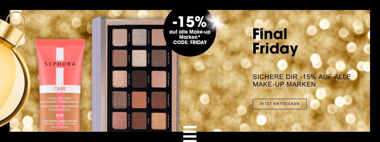 Sephora Black Friday Angebote Make-Up