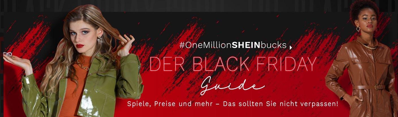 Shein Black Friday Angebote