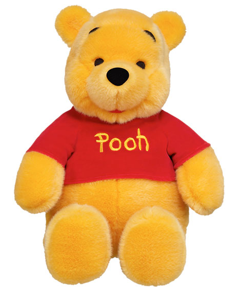 Get 17 in. Winnie the Pooh for $20