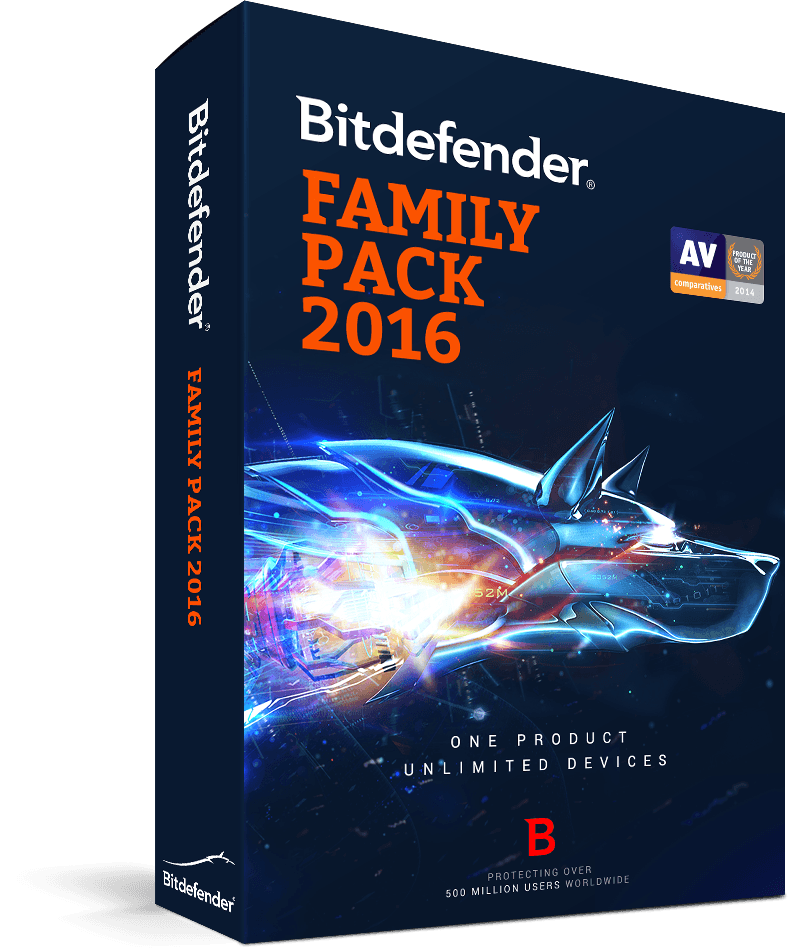 50% off Family Pack 2016