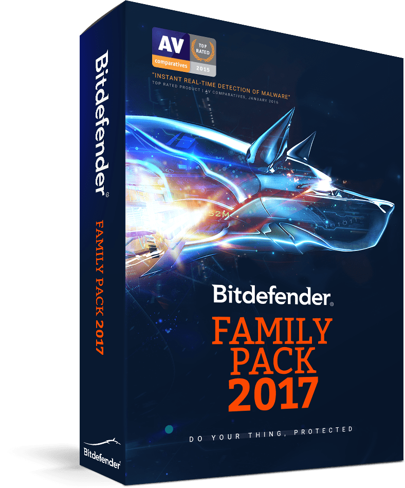 $60 off Family Pack 2017