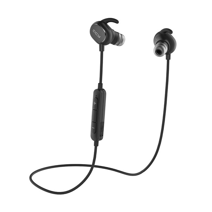 52% Off QCY QY19 Bluetooth 4.1 Wireless Earphones + Free Shipping
