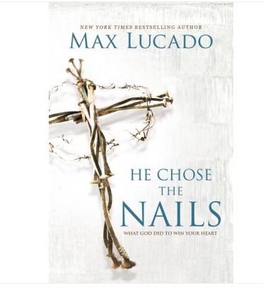 Up to 50% Off He Chose The Nails Book