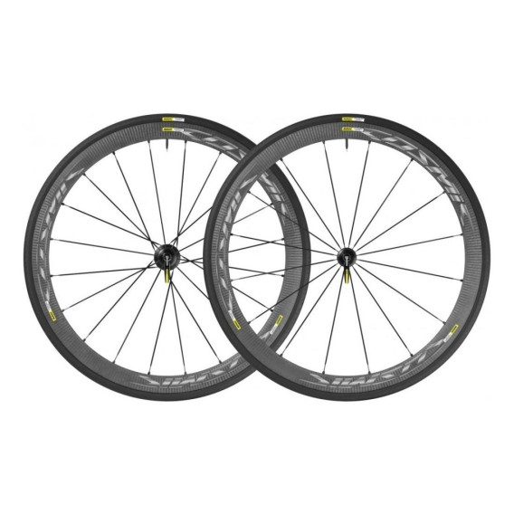 Up to 20% Off Mavic Cosmic Carbon 40 Elite Wheelset Plus Free Shipping