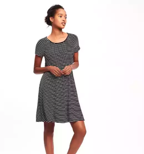 40% Off Jersey Swing Dresses