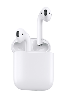 Apple AirPods with Remote and Mic for $159 + Free Shipping