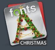 30% off Christmas Fonts