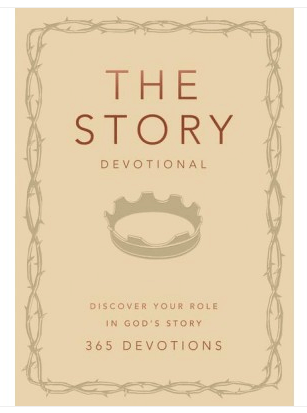 Save 70% on The Story Devotional