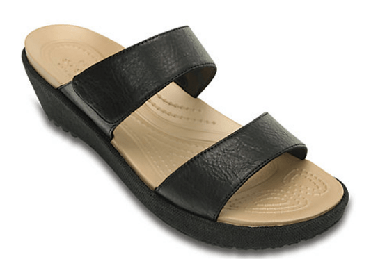 46% off Women's A-leigh 2-strap Mini Wedge + Free Shipping