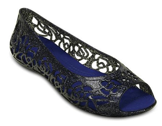 50% off Crocs Isabella Glitter Flat