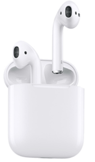 Buy Apple AirPods With Remote & Mic for $159