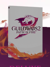 Deluxe Guild War 2: Path of Fire for $54.99