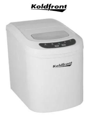 $25 off Koldfront Portable Ice Maker plus Free Shipping