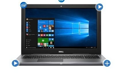 $200 Off Dell Inspiron 15 5000 Laptop Plus Free Shipping