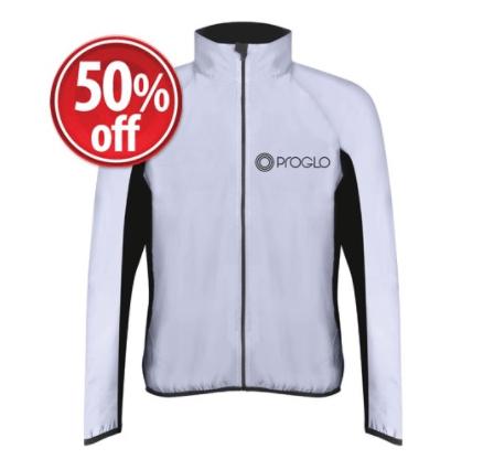 50% Off ProGlo Running Jacket
