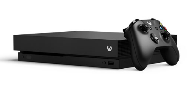 Free Xbox One Wireless Controller on Orders of a New Xbox One X