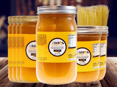 25% Off Assorted Honey Jars and 100 Honey Sticks Plus Free Shipping