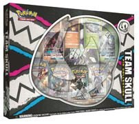 50% Off Pokemon Trading Card Game: Team Skull Pin Collection