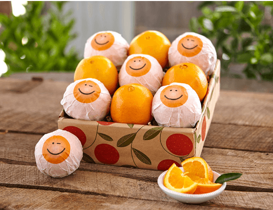 Free Shipping on Feel Good Oranges