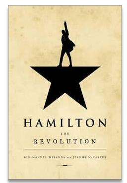 30% Off Hamilton: The Revolution Book