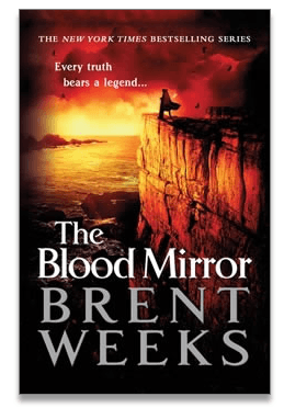 30% Off The Blood Mirror Book