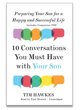 30% Off Ten Conversations You Must Have with Your Son Book