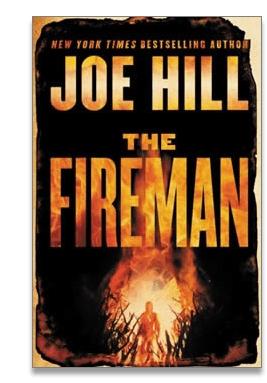30% Off The Fireman Novel Book