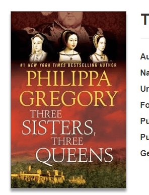 30% Off Three Sisters, Three Queens Book