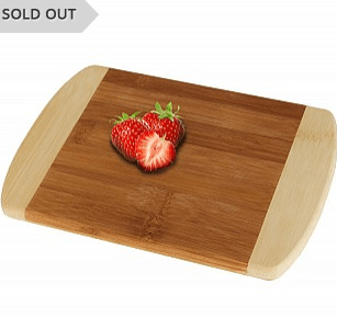 Free Bamboo Cocktail Cutting Board