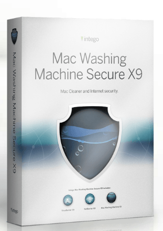 20% Off Washing Machine Secure X9 Mac Cleaner & Security