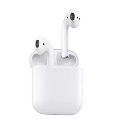 Shop Apple AirPods with Remote and Mic For Only $159