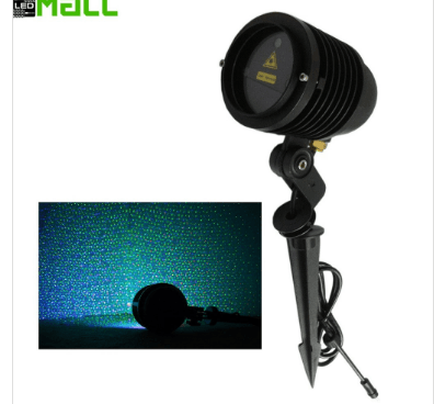$160 Off Remote Controllable RGB Laser Christmas Lights Plus Free Shipping