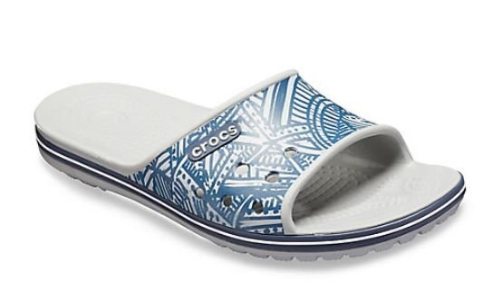 40% Off Crocband II Graphic Slide